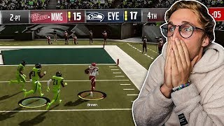 IF I CANT SCORE THIS 2 PT CONVERSION, I LOSE... WHEEL OF MUT! EP. #14