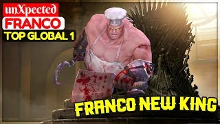 Franco New King [ Top Global 1 Franco ] unXpected Franco Gameplay And Build