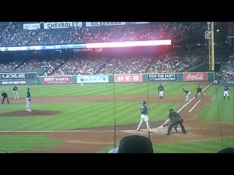 Vacation Vlog 2: Minute Maid Park: Home of the Houston Astros