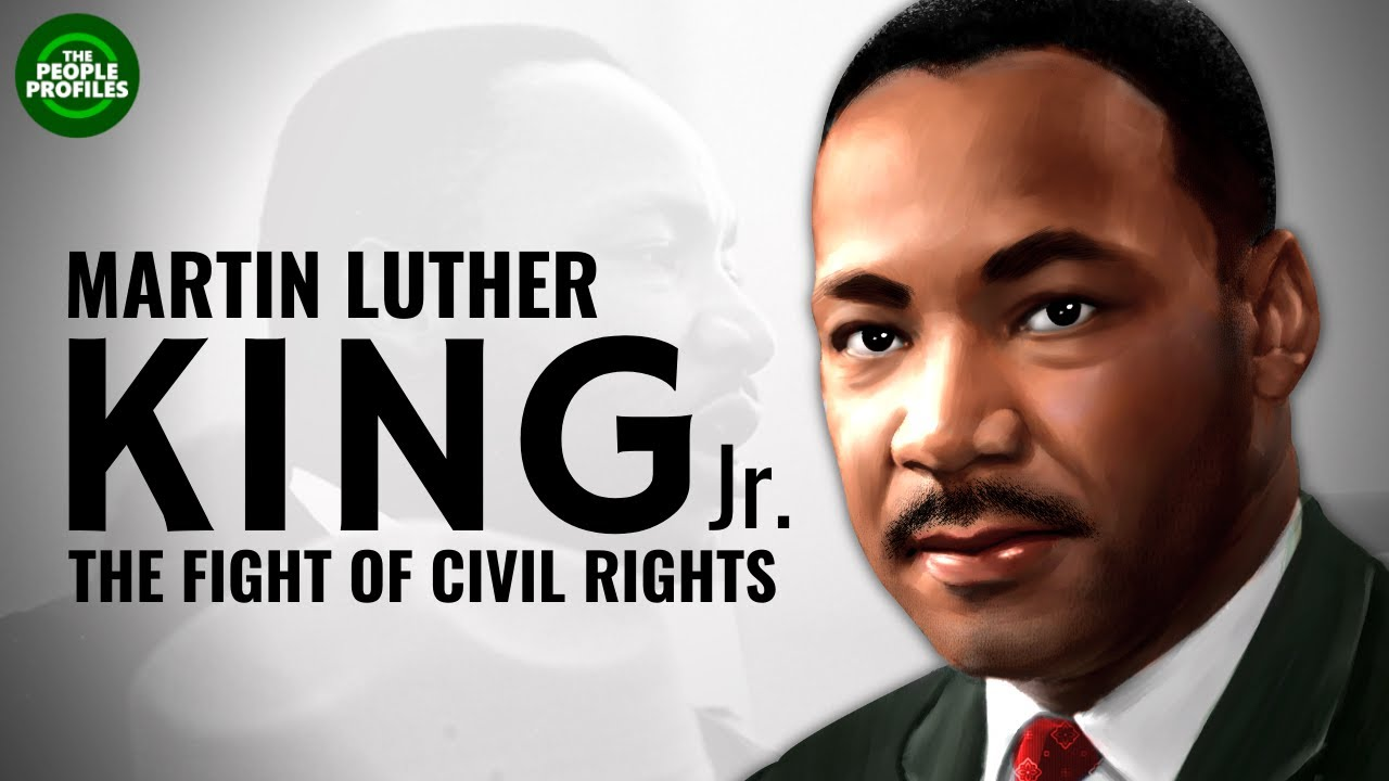 Martin Luther King Biography - The life of Martin Luther King Documentary