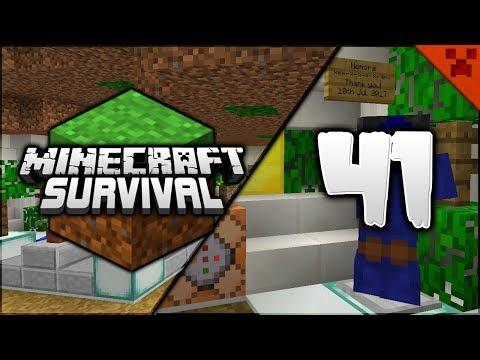 Minecraft Survival | The Patron Cove! Skeleton Slam Fest! | Let's Play Minecraft Survival Episode 41