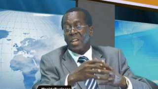Dr MAS Waweru Interview on K24 during the World Water Day