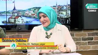 12 07 2017 Üsküdara Gelirken Girişimcilik Projeleri Nebiye Yaşar ve Burak Kızılgeçit