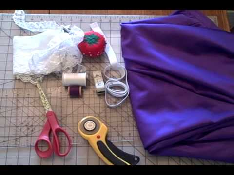 Diy garter tutorial whitney sews youtube diy garter tutorial whitney sews solutioingenieria Images