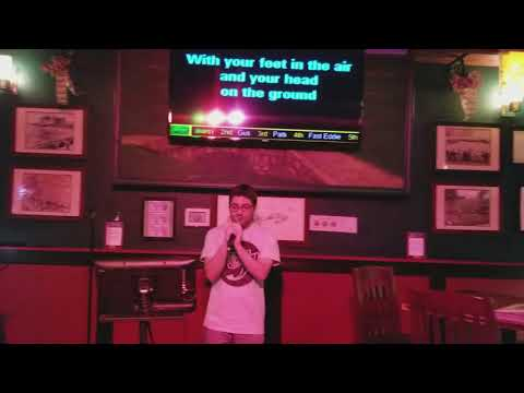 Where Is My Mind? - Pixies (Karaoke @ Mcgraw's in Belmont, CA)