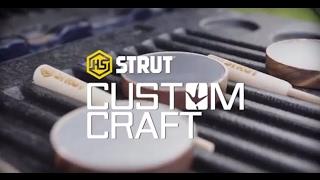 hs strut custom craft series turkey call video