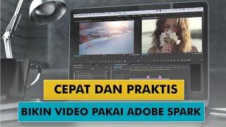 Keren dan Mudah Membuat Videografis Pakai Adobe Spark