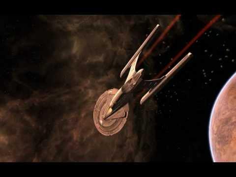 STAR TREK ONLINE HD Sovereign Class vs Jem'Hadar (2011)