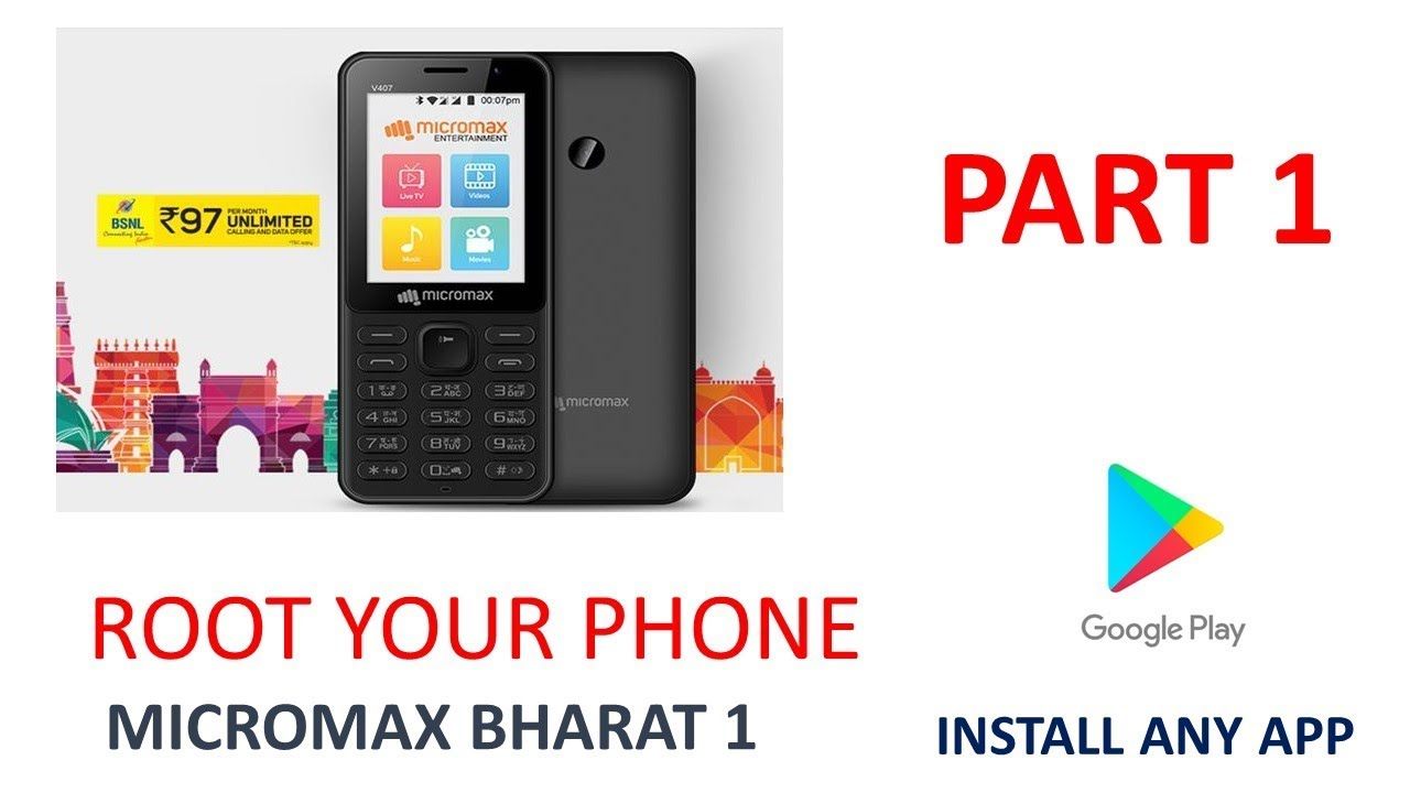 detailed look 56748 58fb6 MICROMAX BHARAT 1 V407 | HOW TO ENTER INTO FASTBOOT MODE