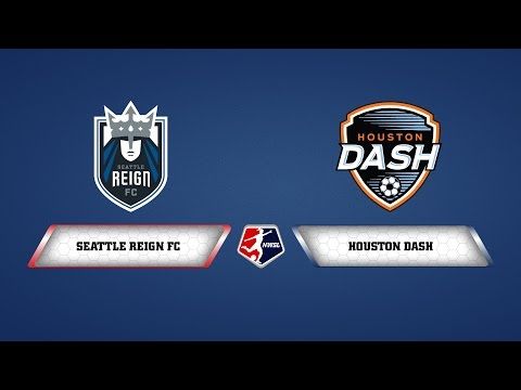 Seattle Reign FC vs. Houston Dash - August 6, 2014