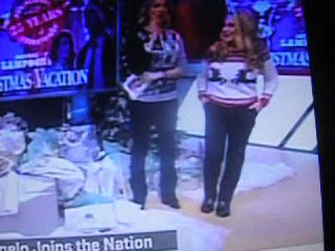 Michelle Beadle 16! (with Beverly D'Angelo)