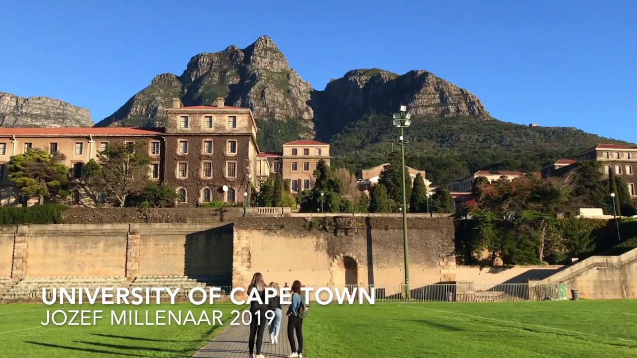 Here's what makes it such a popular travel destination. University Of Cape Town Youtube