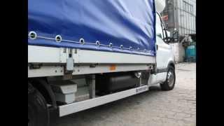 Instalacja gazowa do diesla Solaris Renault Master
