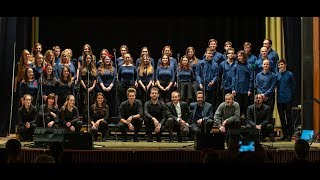 Paradise Hladnov Rock Choir Coldplay cover