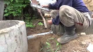 Простая канализация на участке с высоким уровнем подземных вод.Часть 2.(, 2015-07-08T12:46:33.000Z)
