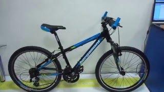 Bergamont Team Junior 24  -  обзор от Веломоды - Подростковый велосипед