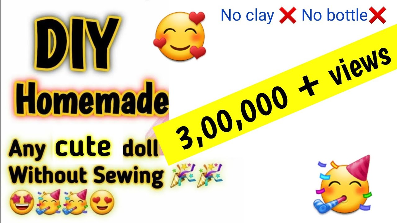 how to make Barbie Doll|Without Cotton and Sew|Homemade Barbie doll|Homemade Barbie |Newspaper Doll