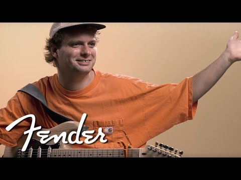 Mac Demarco & The American Professional Stratocaster  Fender