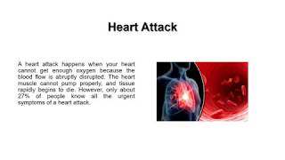 Taking Action when Heart Attack Occur