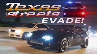 800+hp BMW Vs Texas STREETS!