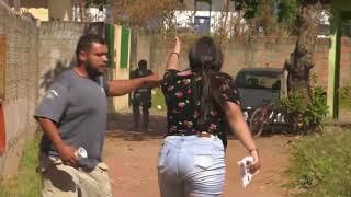 Homem troca tiros com a polícia no bairro da Manga em VG
