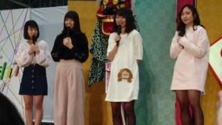 2017/1/8(日)、幕張メッセで開催された気まぐれオンステージです。メン...