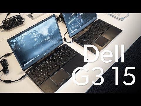 Dell G3 15: Subtle gaming laptop