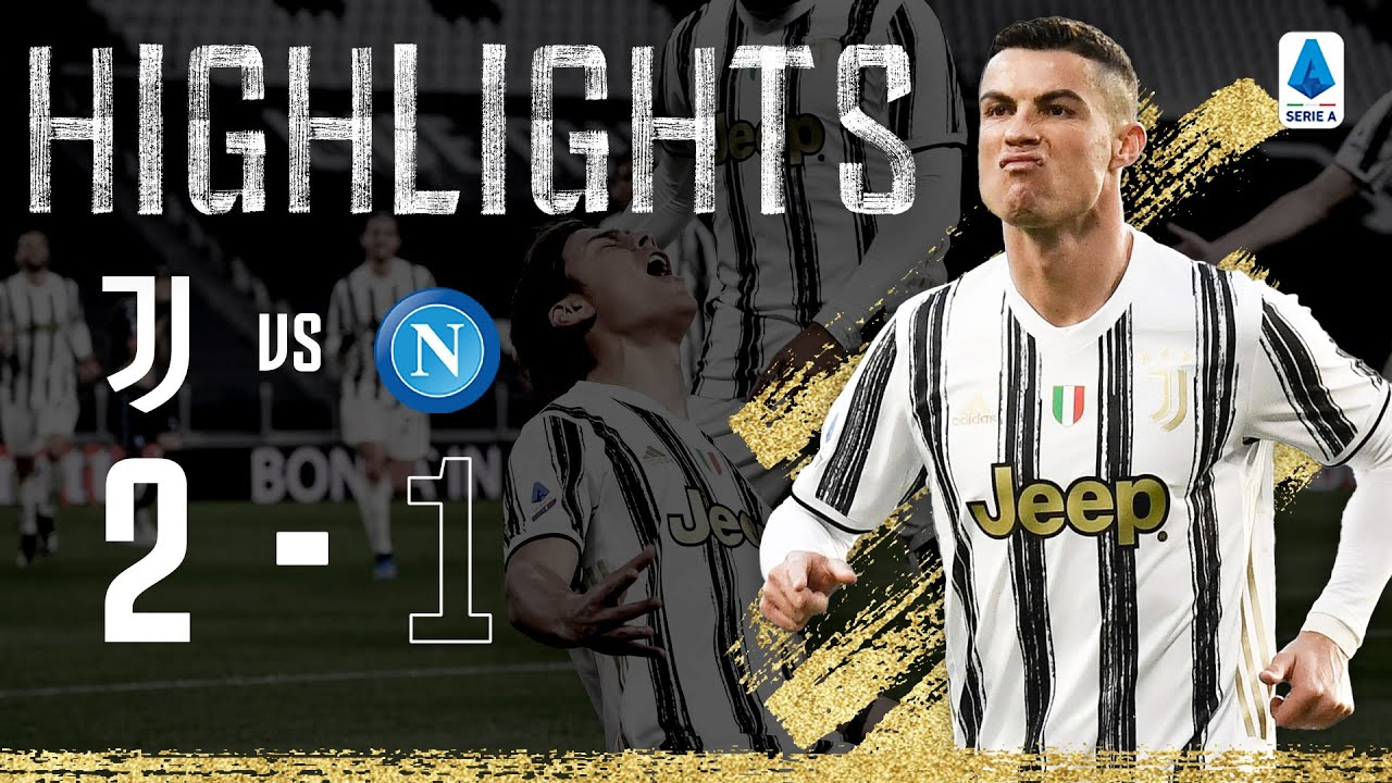 Download Juventus 2-1 Napoli   Ronaldo and Dybala Goals Secure 3 Points!   Serie A Highlights