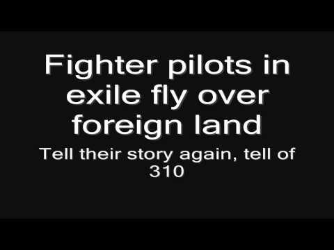 Sabaton - Aces In Exile (lyrics) HD Mp3
