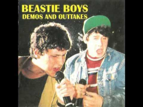 Beastie Boys - Egg raid on mojo (Live at CBGB 1982)
