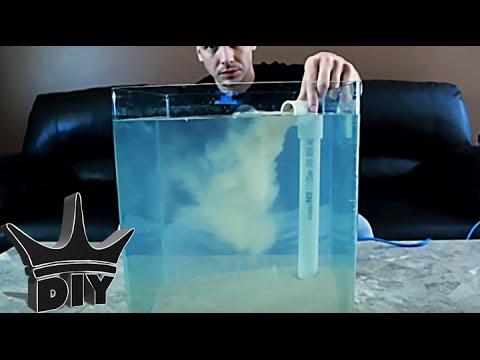HOW TO: Underwater Waterfall TUTORIAL