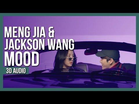 Meng Jia & Jackson Wang - MOOD (3D Audio) | Park Kiyah