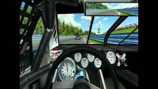 NASCAR Racing 4: three laps in Watkins Glen
