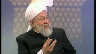 Liqa Ma'al Arab 17th December 1996 Question/Answer English/Arabic Islam Ahmadiyya