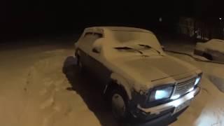 видео ВАЗ 2107 инжектор