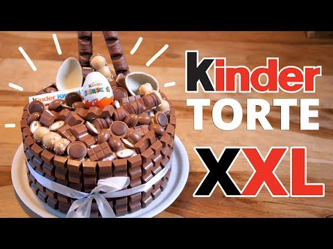 kinderriegel torte