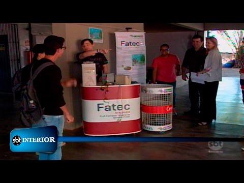 Fatec de Araçatuba realiza campanha para coletar lixo eletrônico
