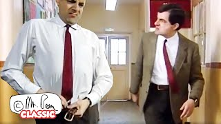 The Wrong TROUSERS | Mr Bean Funny Clips | Classic Mr Bean