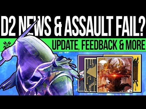Destiny 2 | NEWS UPDATES! Underwhelming MIND? Seasons End, Bug Fixes, December Patch & DLC Feedback