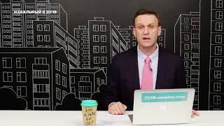 Путешествие в Москву Навальный