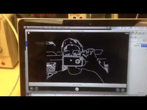 Edge Detection android app