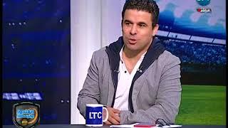 خالد الغندور يهنيء عمر ربيع ياسين بزفافه