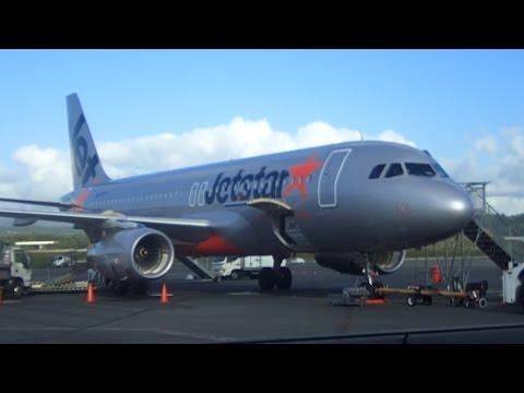 Flight Review Jetstar A320 Gold Coast To Sydney JQ403 Economy