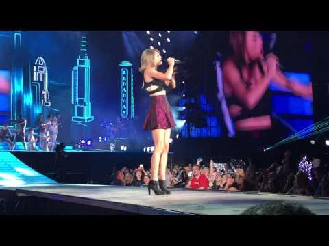 Taylor Swift New Romantics Live NJ 7/11/15