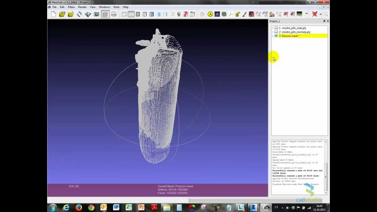 CAD Forum - How to convert a point cloud to an editable 3D CAD model