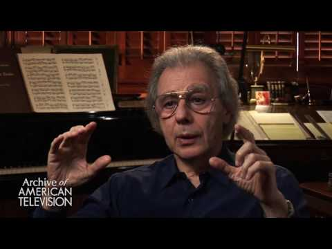 """Composer Lalo Schifrin on the """"Mission Impossible"""" score - EMMYTVLEGENDS.ORG"""