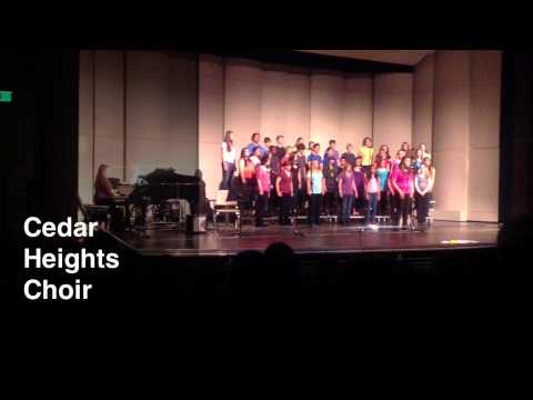 Cedar Heights Middle School Choir