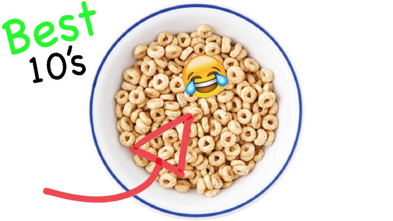 top 10 types of cereal that are shaped like froot loops youtube