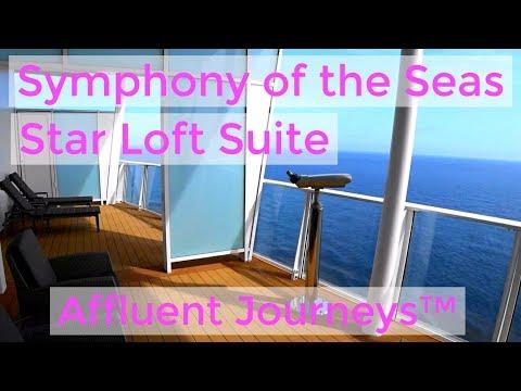 Symphony of the Seas Star Loft Suite