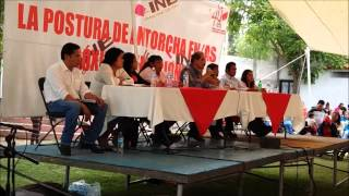 Postura de Antorcha en el proceso electoral en Querétaro